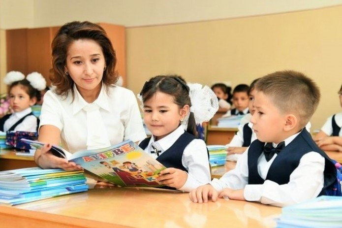 В школах Ташкента будет внедрена новая система приема детей в первый класс
