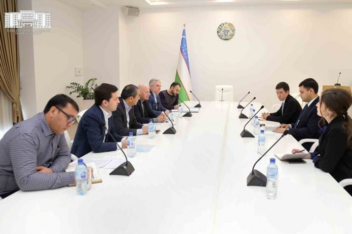 В хокимияте Ташкента обсудили проведение Чемпионата Азии по велоспорту