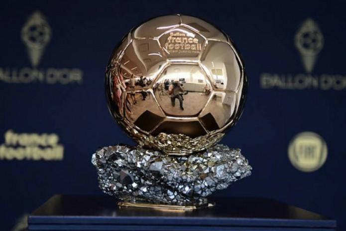 FUTBOL TV покажет церемонию вручения «Золотого мяча»