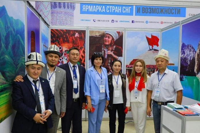Более 50 соглашений подписаны в рамках турярмарки стран СНГ в Самарканде