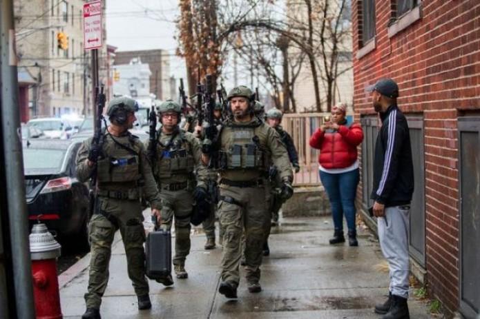 В Джерси-Сити произошла стрельба в магазине, есть жертвы