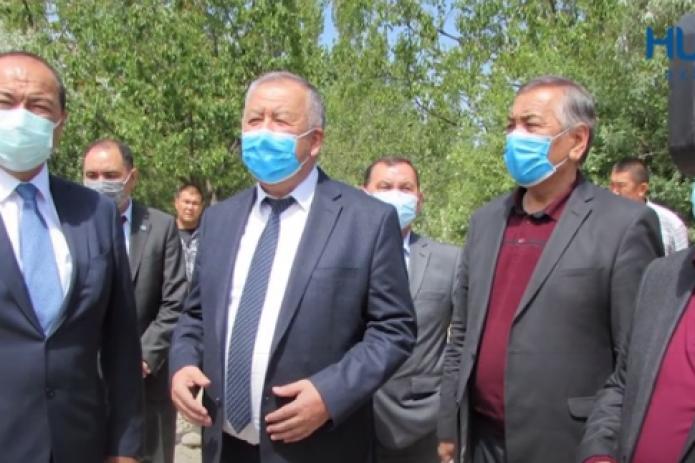 Кыргызстан закрыл трассу Риштан-Сох из-за ЕАЭС — премьер