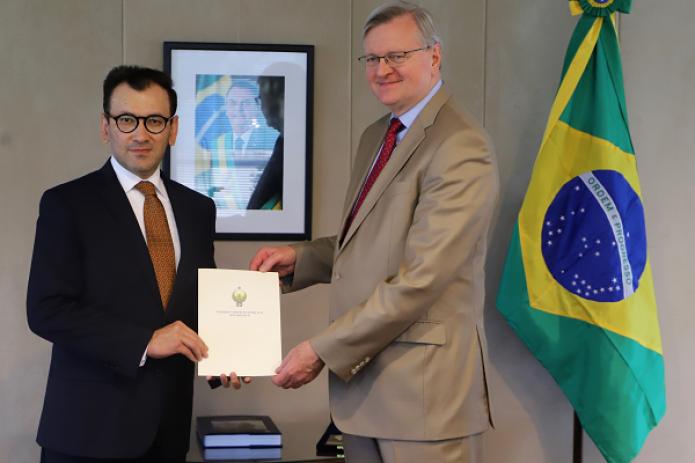 Жавлон Вахабов назначен послом Узбекистана в Бразилии