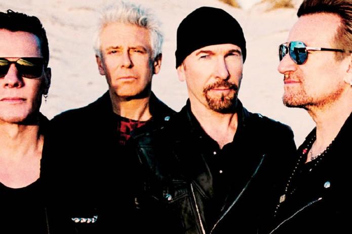 U2 возглавили список самых высокооплачиваемых музыкантов по версии Forbes