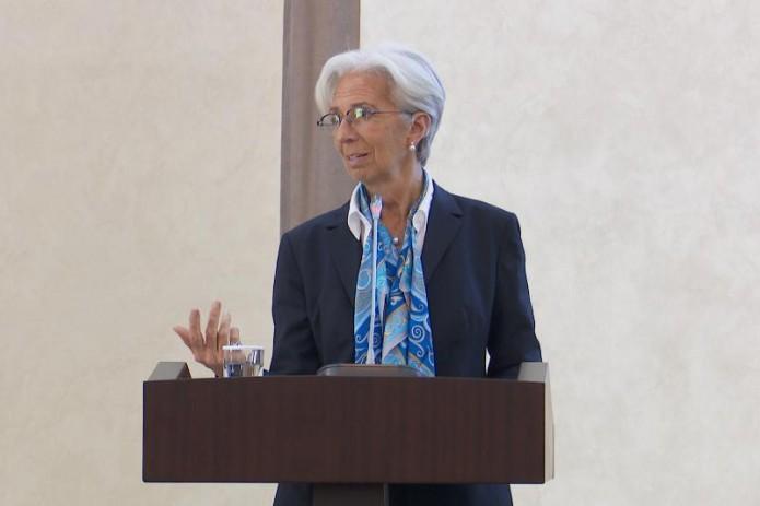 Наращивание инвестиций, финансовая стабильность, борьба с коррупцией - Кристин Лагард
