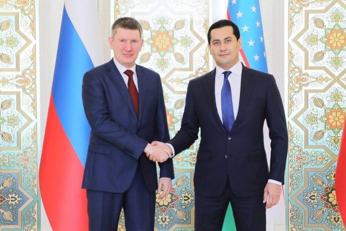 В декабре между Ташкентом и Москвой начнет курсировать «Агроэкспресс»