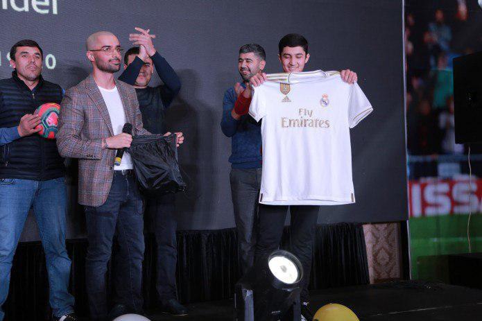 «Ла Лига» оставила в Facebook пост на узбекском языке о телепередаче «Fan Time»