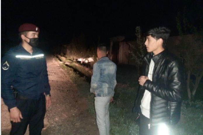 В Узбекистане за сутки выявлены более 2 тыс человек, нарушивших карантин