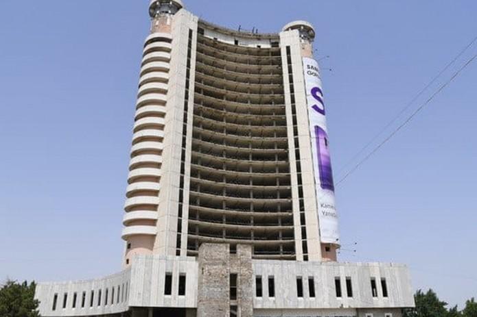 Гостиницу «Чорсу» продали арабской компании
