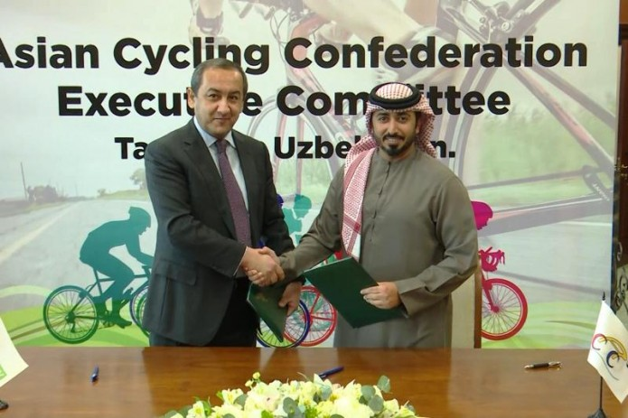 UZREPORT TV приобрел права на трансляцию чемпионата Азии по велоспорту на шоссе