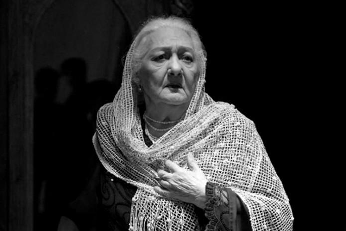 Ушла из жизни народная артистка Узбекистана Яйра Абдуллаева