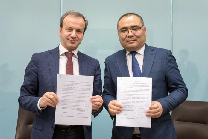 Мининноваций и «Сколково» договорились о сотрудничестве
