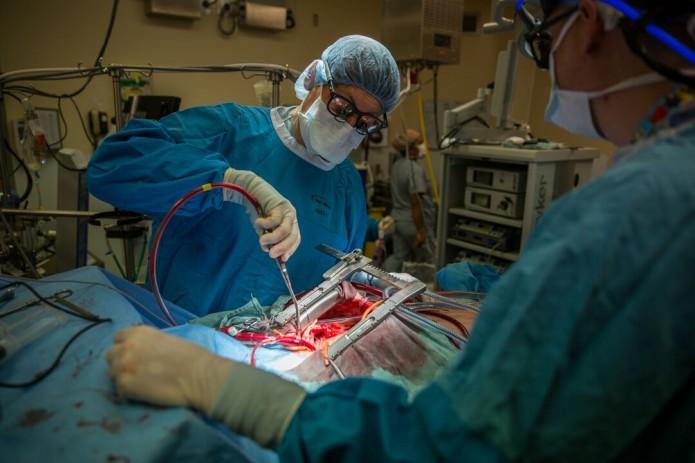 Китайские врачи заставили сердце пациентки снова биться спустья 72 часа после остановки