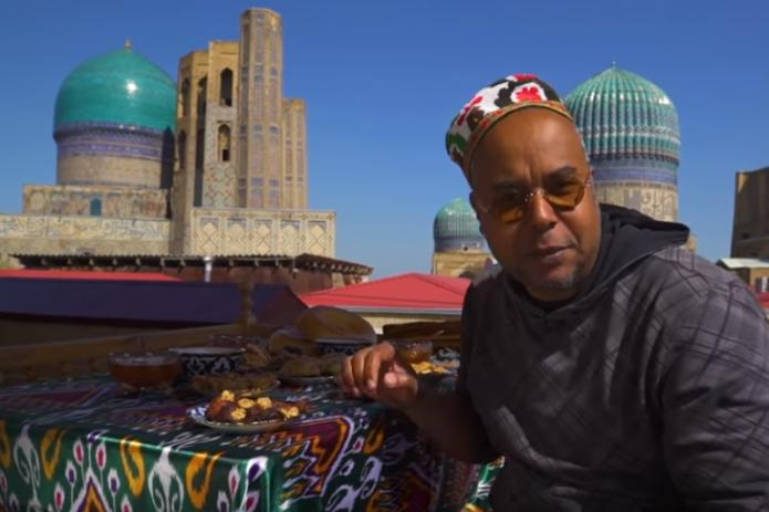 Кулинарная российская передача посвятила выпуск Узбекистану