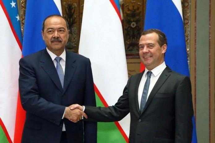 Абдулла Арипов и Дмитрий Медведев проведут переговоры в Москве
