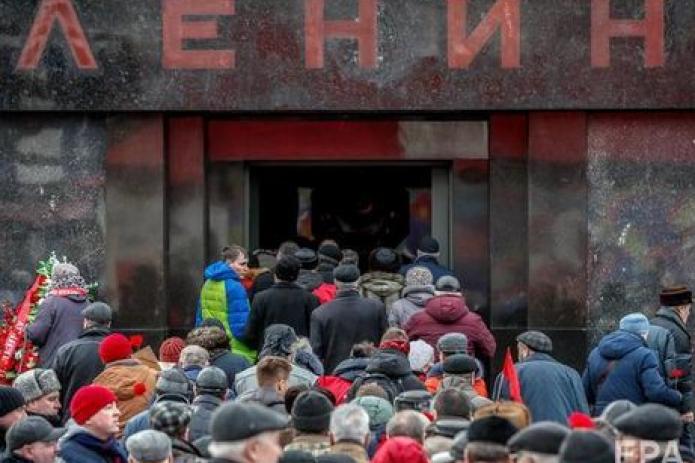 В России предложили продать мумию Ленина