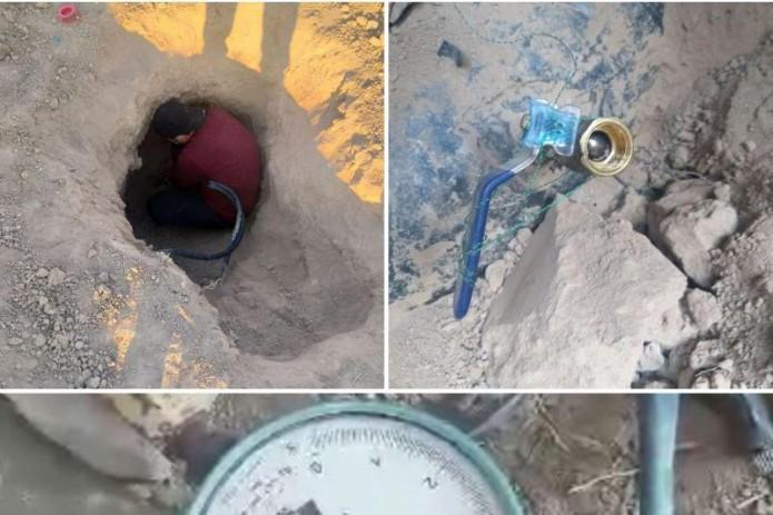 Хищение газа на 4,3 млрд сумов выявлено в Кашкадарье (Видео)