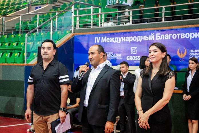 В Ташкенте прошел международный благотворительный турнир по мини-футболу