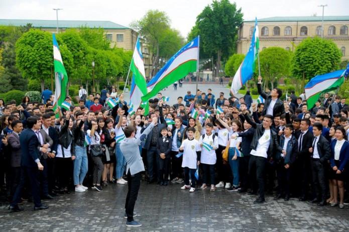 ГНК провел в Ташкенте акцию «Я – налогоплательщик»