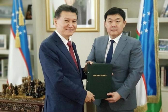 Дмитрий Ли назначен директором НАПУ при Президенте