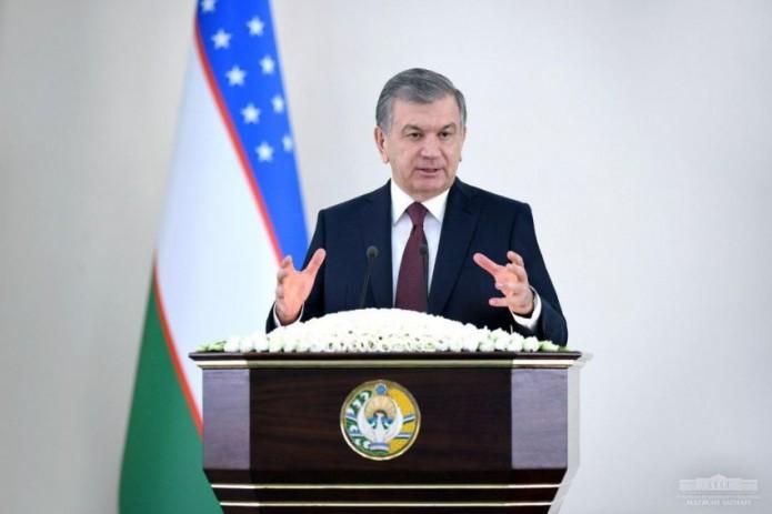Шавкат Мирзиёев: Навоийская область должна стать областью предпринимателей