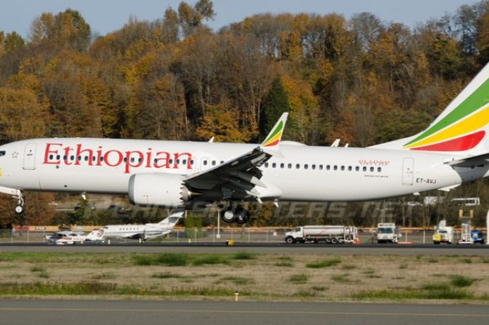 """После крушения Boeing-737 """"Эфиопских авиалиний"""" никто не выжил"""