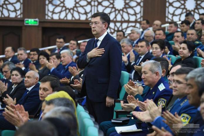 Эркинжон Турдимов утвержден в должности хокима Самаркандской области