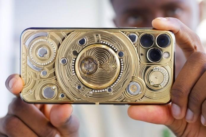Известный блогер опубликовал обзор iPhone 11 Pro за $100 000