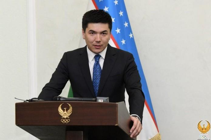 Избран новый Генеральный секретарь НОК Узбекистана
