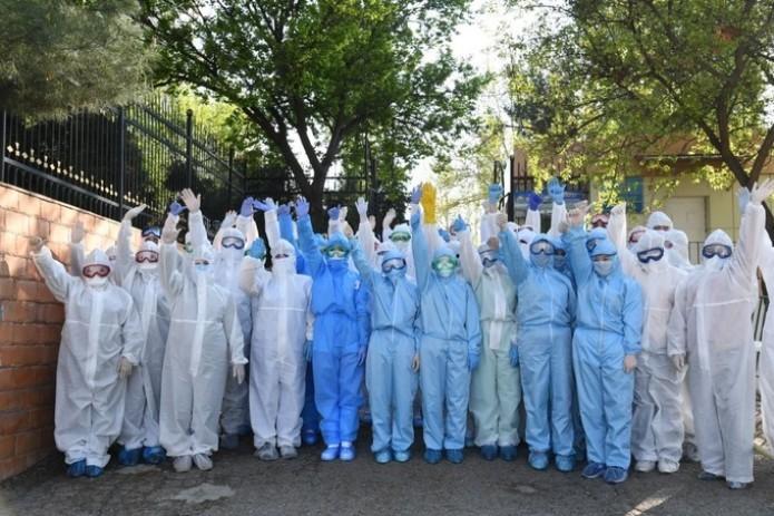 Бухарская область стала свободной от коронавируса территорией