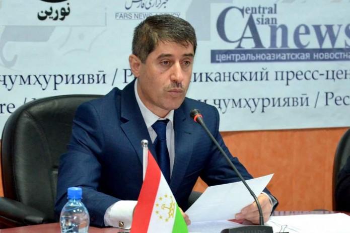 Джумахон Гиёсов назначен директором Исполкома РАТС ШОС