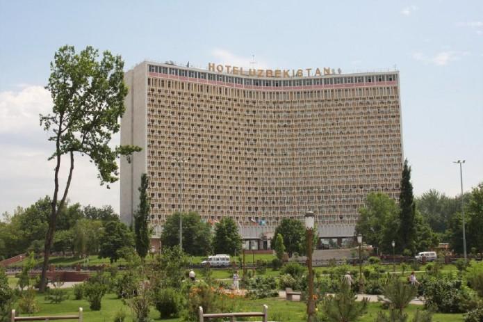 Доля государства в гостинице «Узбекистан» выставлена на продажу