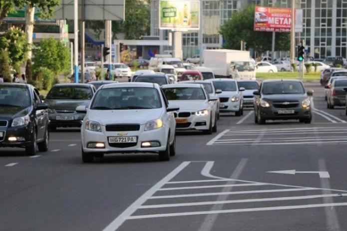 Ташкент закрывается для всех видов транспортных средств