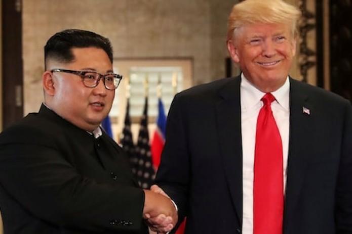 Дональд Трамп объявил о новом саммите с Ким Чен Ыном во Вьетнаме