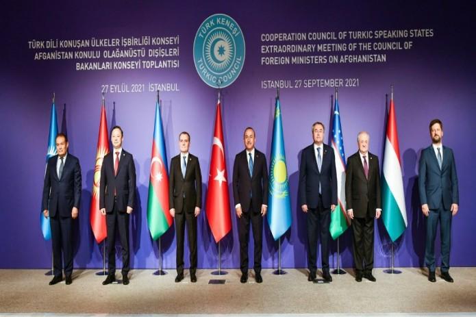 Абдулазиз Камилов принимает участие в заседании «Тюркского совета»