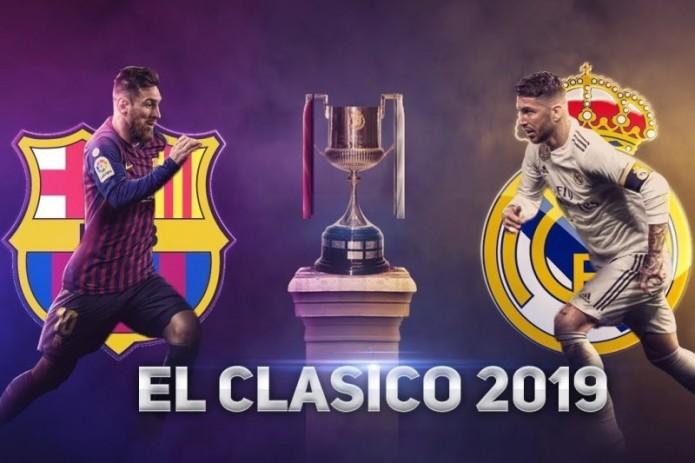 Утверждена новая дата проведения матча «Барселона» – «Реал»