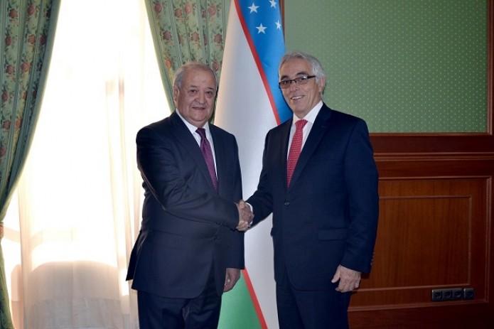 Министр иностранных дел встретился со Спецдокладчиком ООН