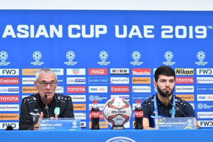 Эктор Купер: Мы приехали на Кубок Азии, чтобы победить