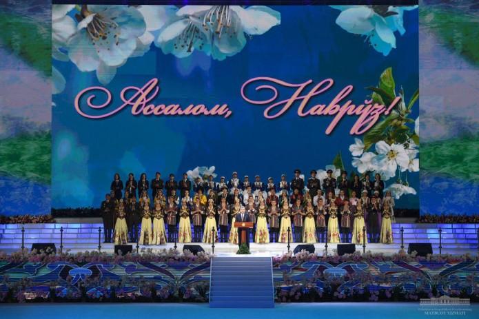 Шавкат Мирзиёев: Узбекистан находится на новом этапе национального развития