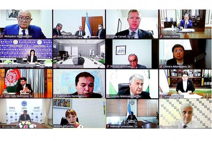 Эксперты обсуждают влияние пандемии на Центральную Азию и перспективы трансформации