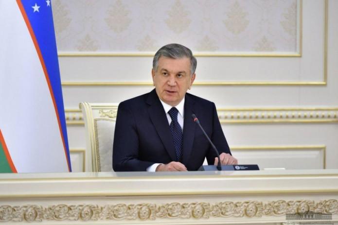 Шавкат Мирзиёев: в эти дни испытаний все мы должны действовать как единый кулак