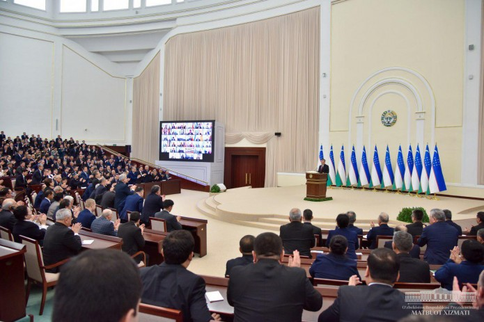 2019 год в Узбекистане объявлен Годом активных инвестиций и социального развития