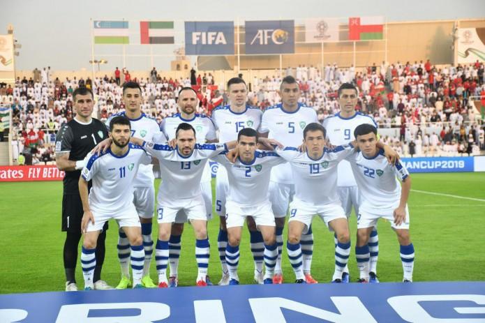 Кубок Азии: Национальная сборная Узбекистана обыграла Оман