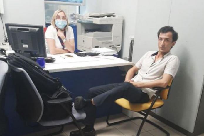 Узбекистанца, который в центре Киева захватил отделение банка, подозревают в совершении теракта
