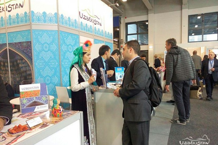 Узбекистан принимает участие в крупнейшей туристической выставке мира