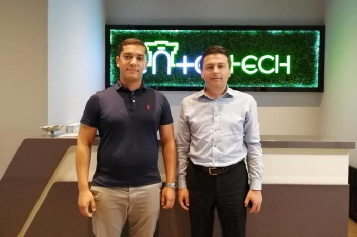 Технопарки «Яшнабад» и Entertech договорились о сотрудничестве