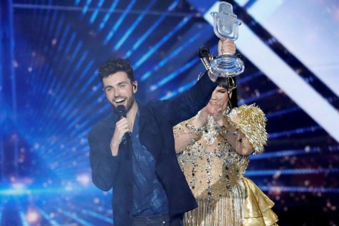 Победитель «Евровидения» может лишиться своей награды
