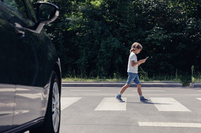 В Сергели насмерть сбили 10-летнего ребенка. Водителем был работник автомойки (Видео)