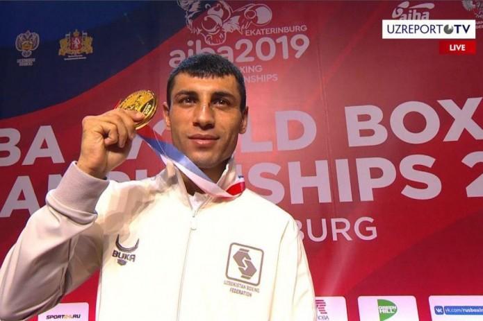 Узбекистан занял первое место на чемпионате мира по боксу