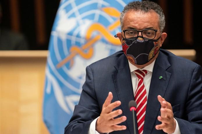ВОЗ сообщила о первом снижении числа заражений коронавирусом в мире